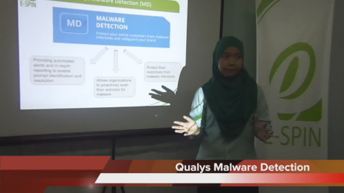 Qualys Malware detection