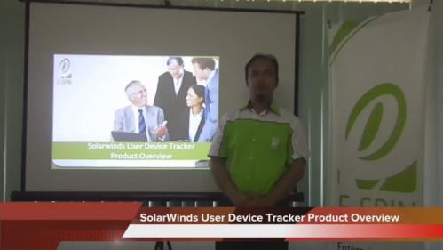 solarwinds UDT