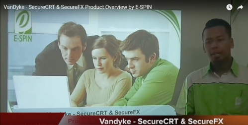 VanDyke - SecureCRT & SecureFX Product Overview